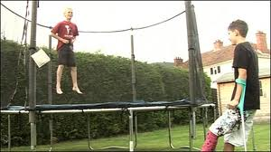 Trampoline Accident - Home Insurance