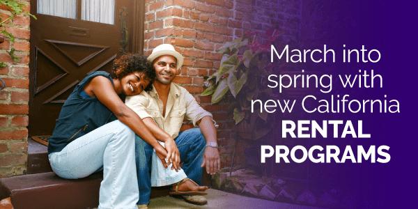 California Rental Programs